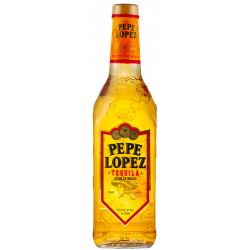 Pepe Lopez Tequila Gold 40%...